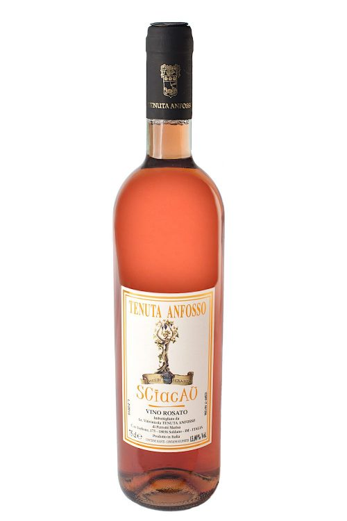 Sciacau Vino Rosato Anfosso